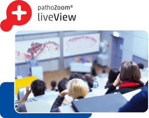 Product image teaching with PathoZoom LiveView