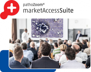 Product image seminar lessons with the help of PathoZoom Market Access Suite