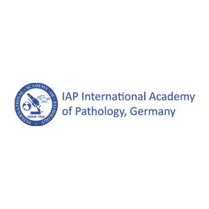 Logo IAP International Academy of Pathology Germany