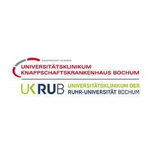 Logo Universitätsklinikum Knappschaftskrankenhaus Bochum Universitätsklinikum Ruhr-Universität Bochum