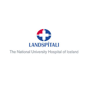 Logo Landspitali The National University Hospital of Iceland