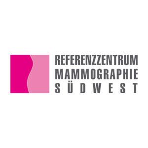 Logo Referenzzentrum Mammographie Südwest