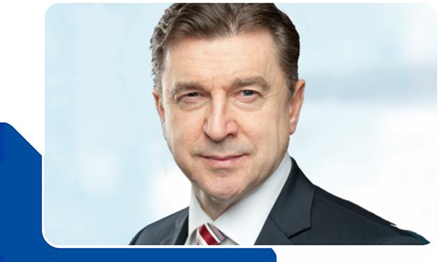 Portrait Dr. Detlef Finkler, CEO Smart in Media