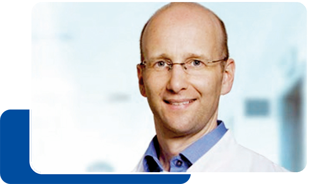 Portrait Dr. Martin Weihrauch, Founder and CEO von Smart in Media