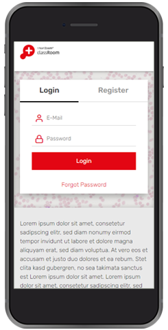 Mobile View SmartZoom Login