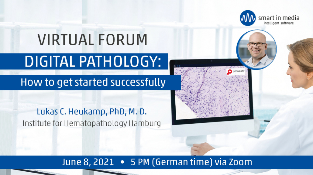 Invitation Virtual Forum Digital Pathology